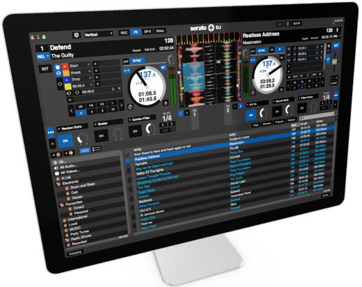 Serato DJ 1.6