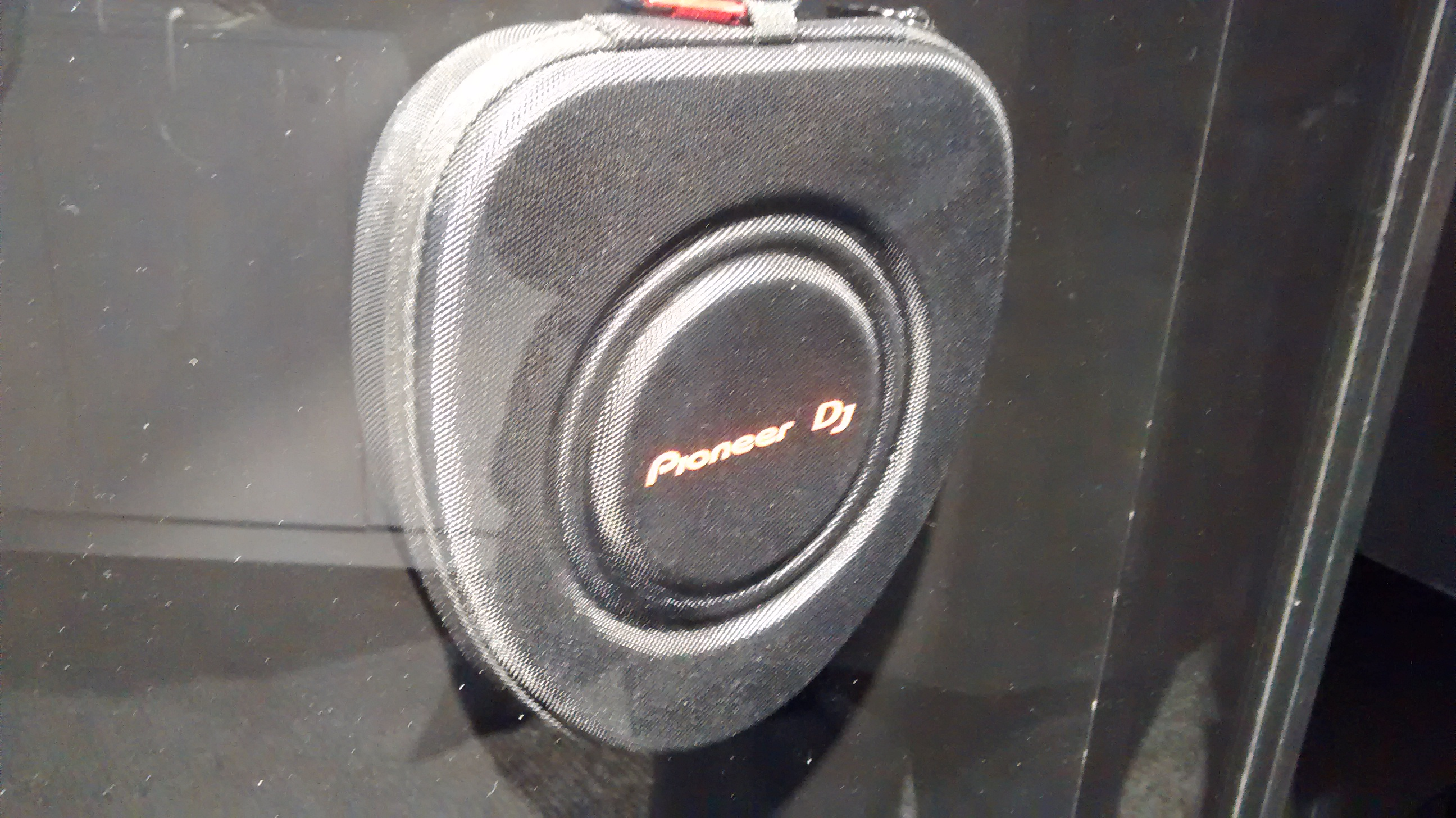 Pioneer headphone case