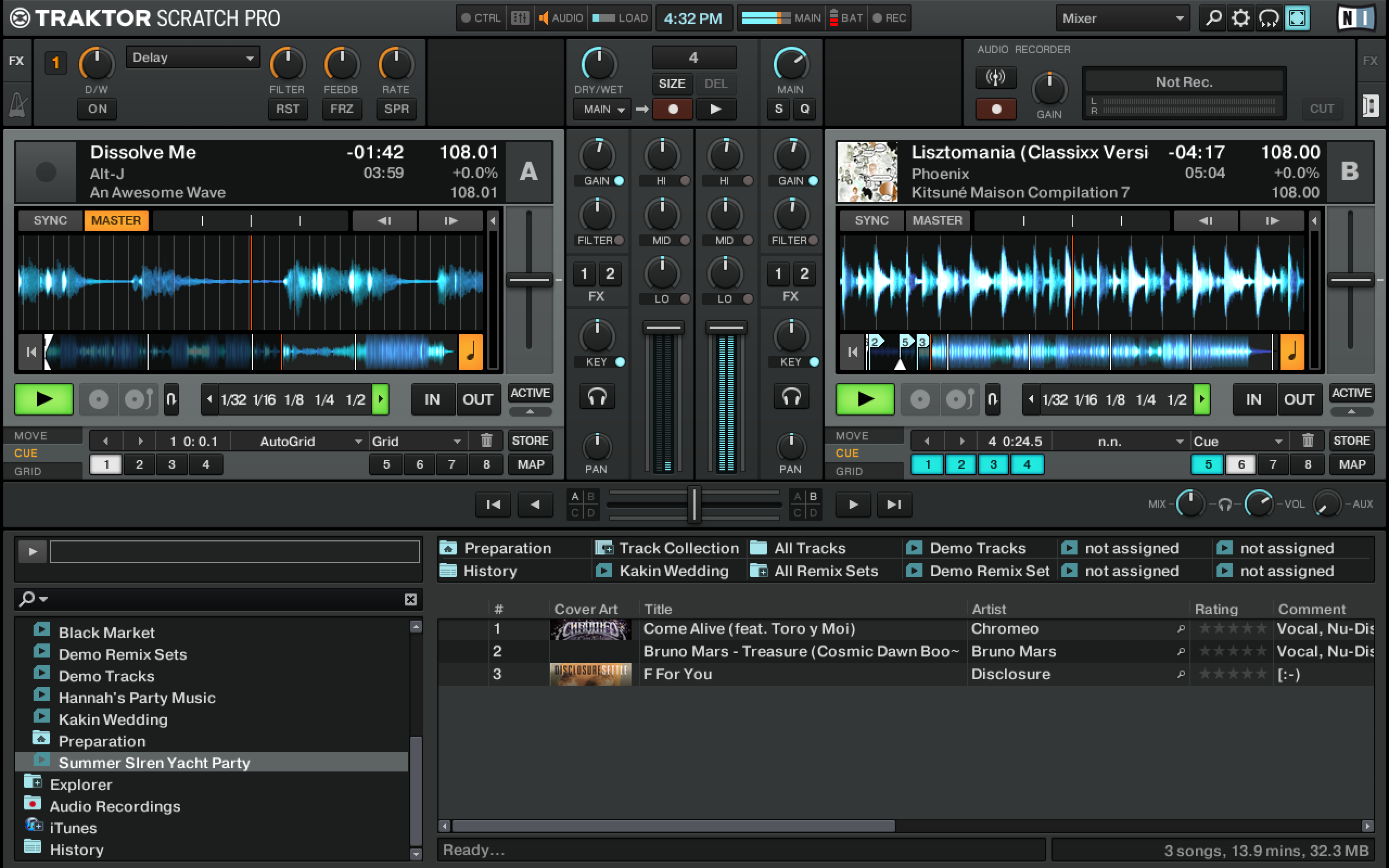 Are you a long-time Serato user thinking about switch to Traktor or using it alongside Serato? We list 10 things it's good to know when using Traktor for the first time.
