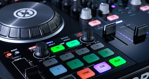 Been meaning to buy a Traktor Kontrol S4? Along with the S2, you now can at a discounted price for the whole month of April.