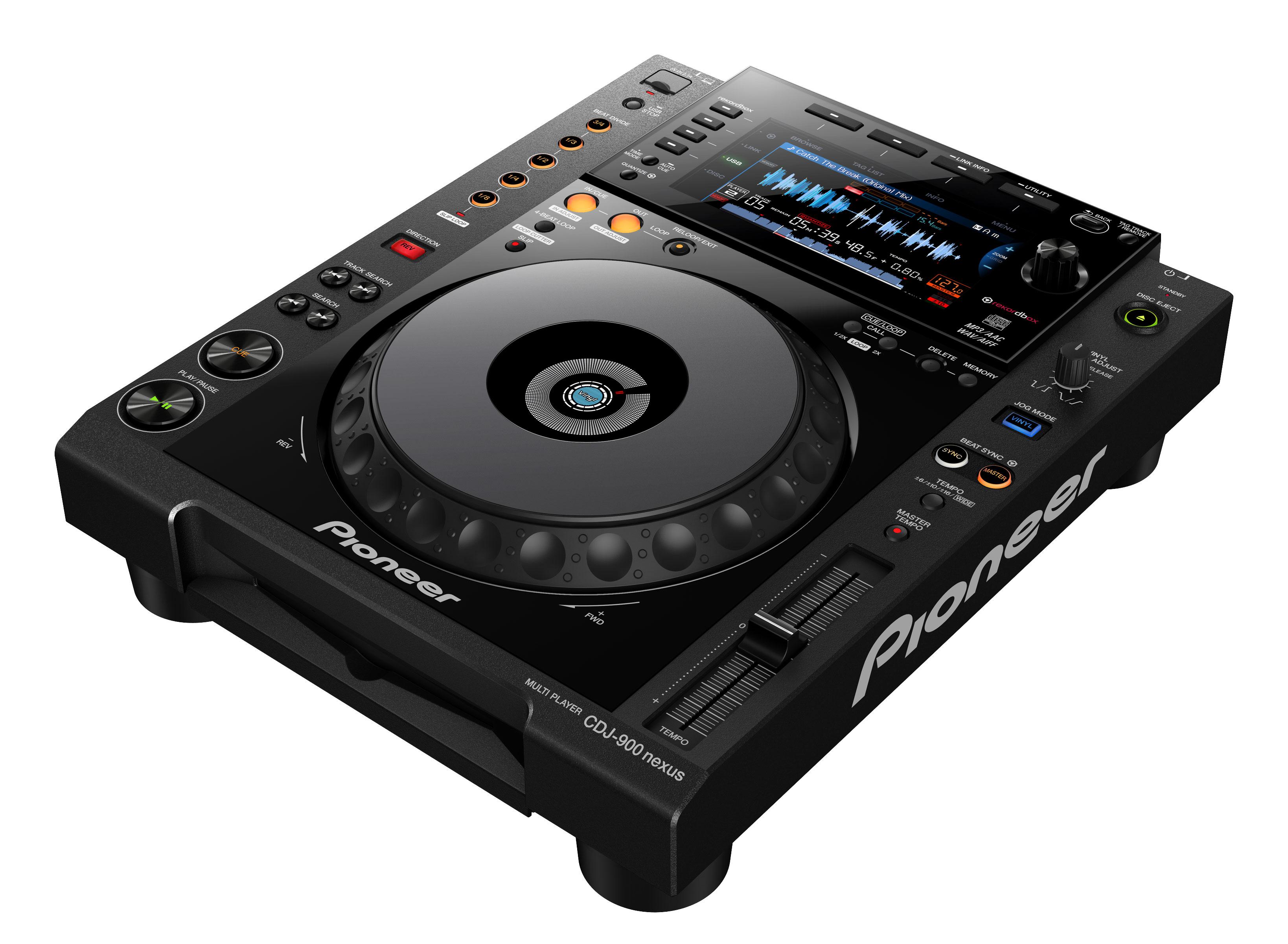 CDJ-NXS900