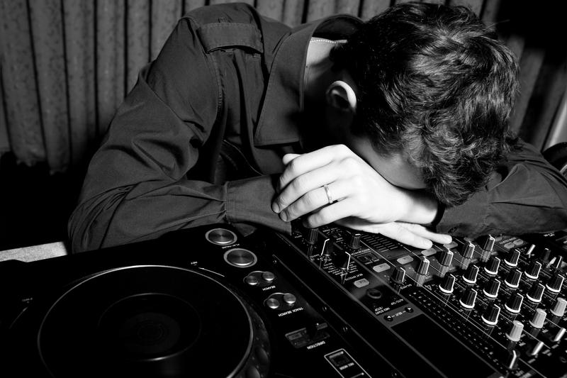 Sleeping DJ