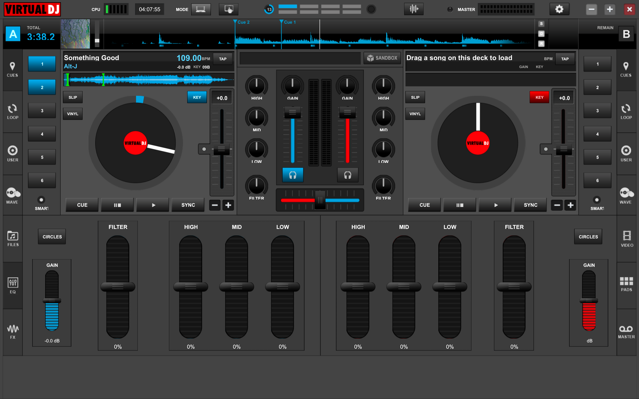 Virtual dj 8 software review digital dj tips for Virtual home software