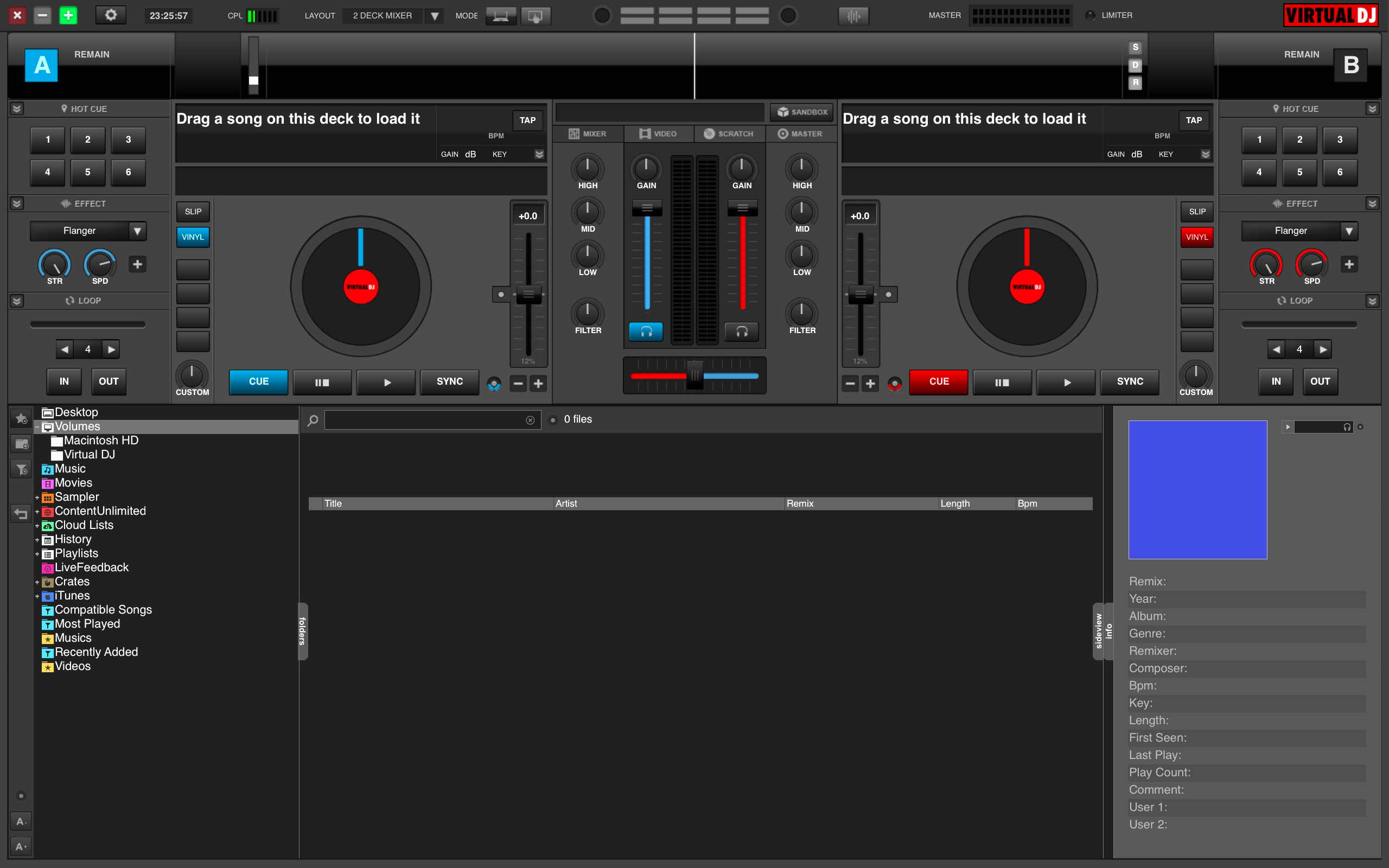 virtual dj 8 beatlock
