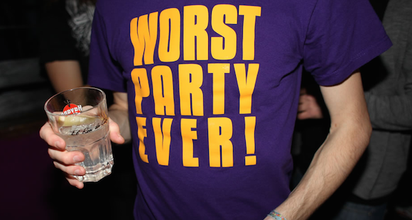 Worst party