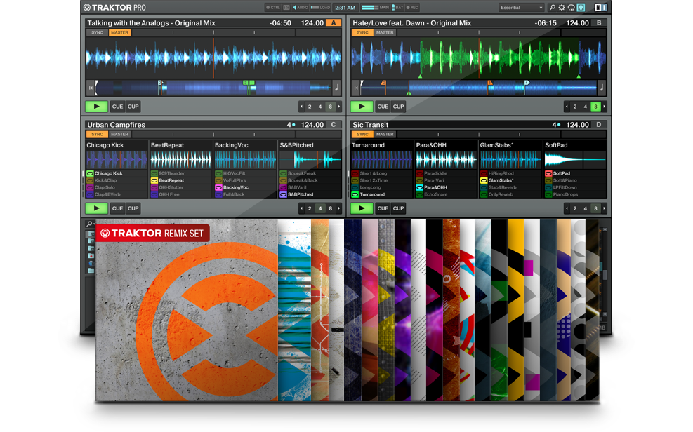 Bluffer's Guide To Traktor's Remix Decks, Part 1 - Digital