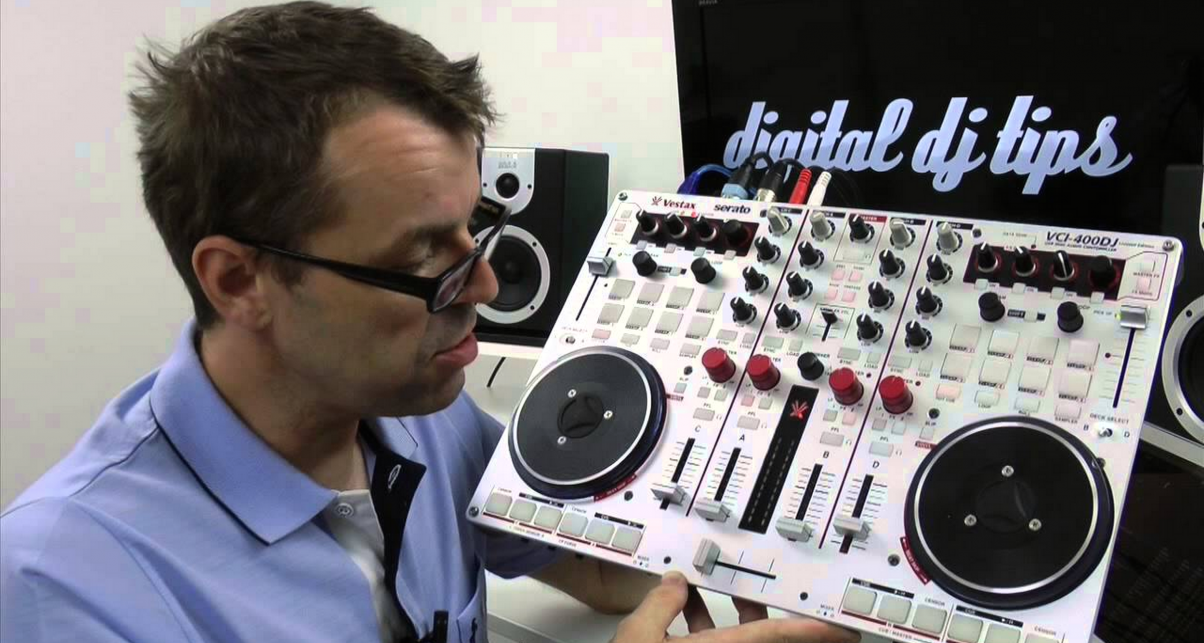 We loved the VCI-400DJ when we reviewed it recently. Little did we realise it would probably be the last Vestax item we wrote about.