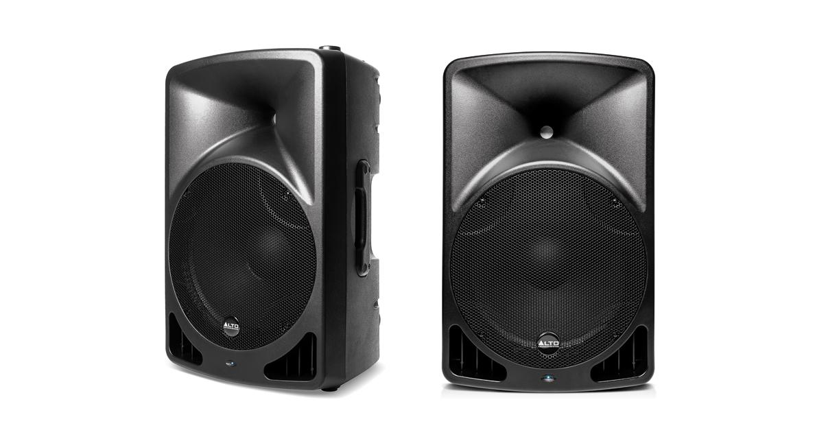 Alto TX Loudspeakers