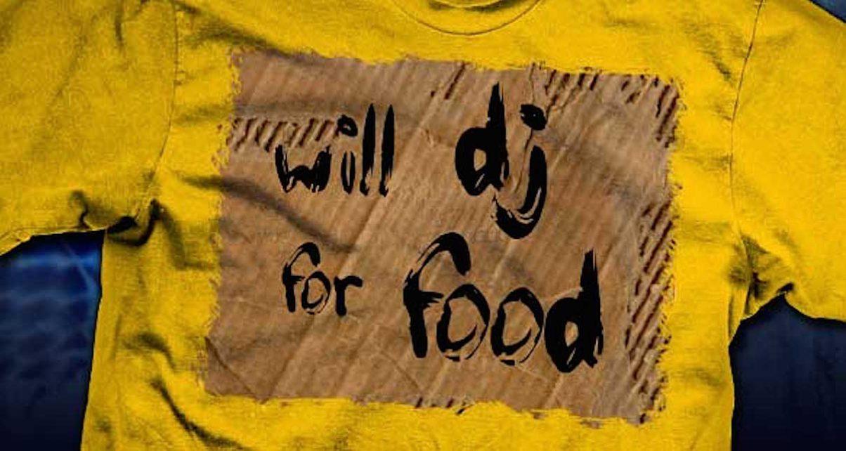Dj For Food