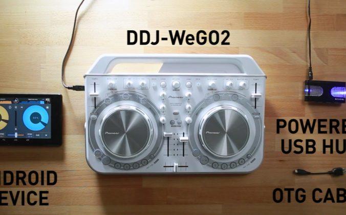 Cross DJ Android