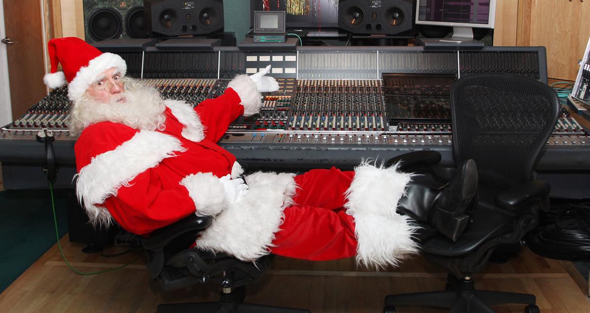 Santa's Studio Console