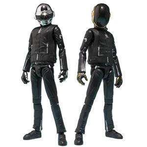 Daft Punk Toys Pair
