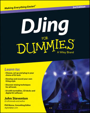 DJing for Dummies 3rd Edition