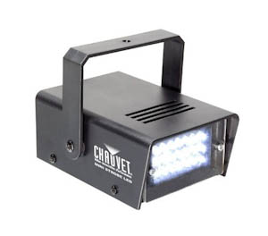 Chauvet Lighting Ministrobeled LED