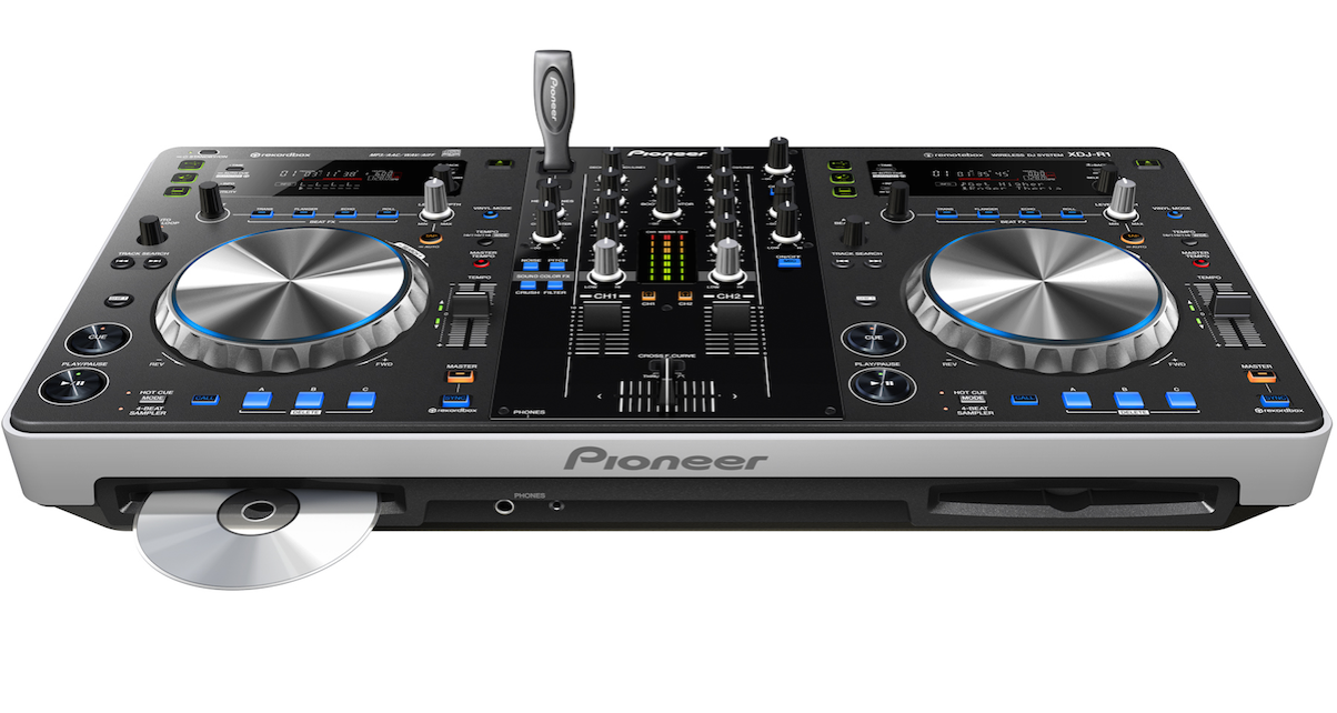 The Pioneer XDJ-R1 can work with Rekordbox / USBs, Traktor, and your reader's existing turntables... is it the perfect digital/analogue hybrid?