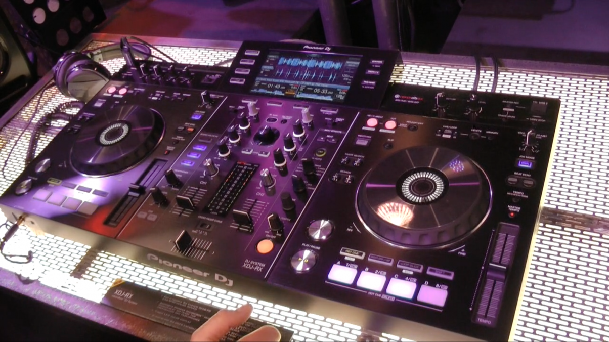 Pioneer XDJ-RX All-In-One