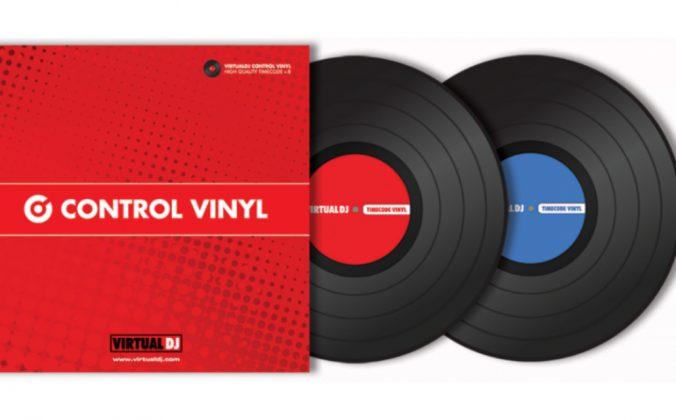 Virtual DJ 8 Timecode Vinyl