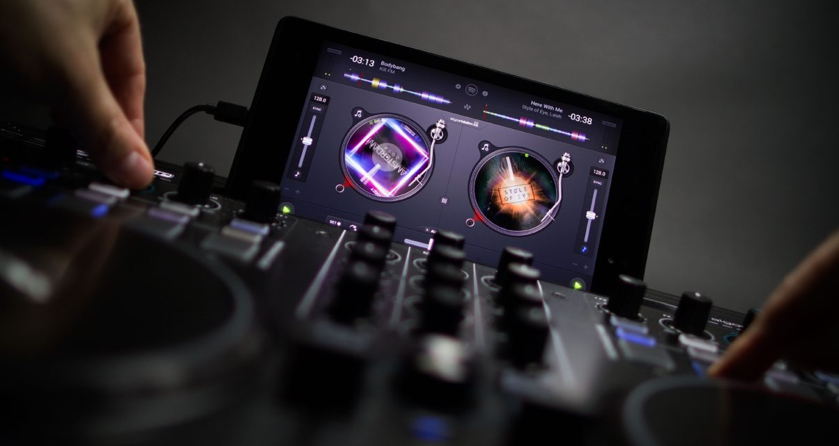 djay 2 For Android Now Works With Controller Sound Cards