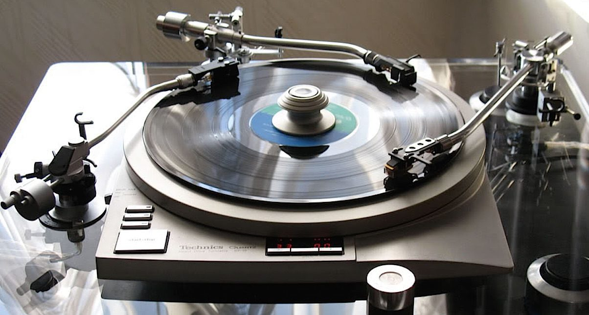 Technics Returns To DJing With Multitrack Turntable