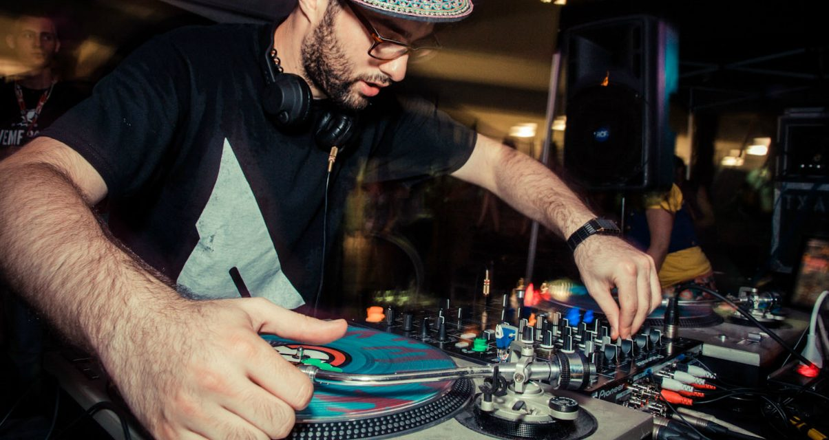 DJ Shiftee