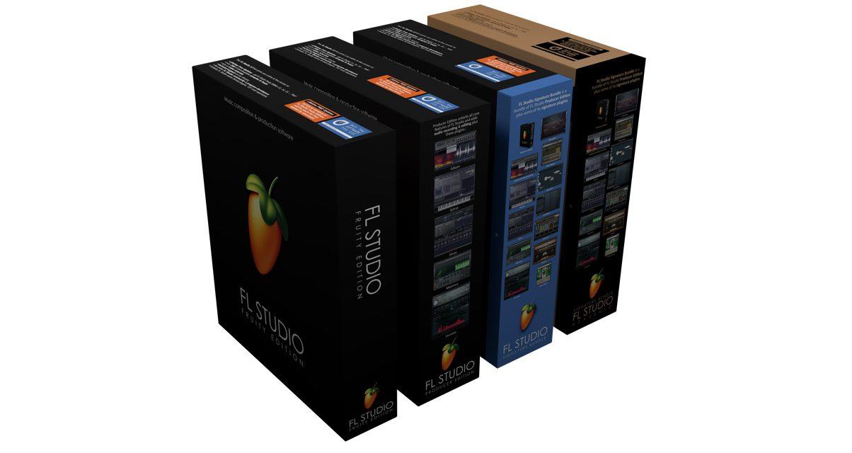FL Studio 12 Sets