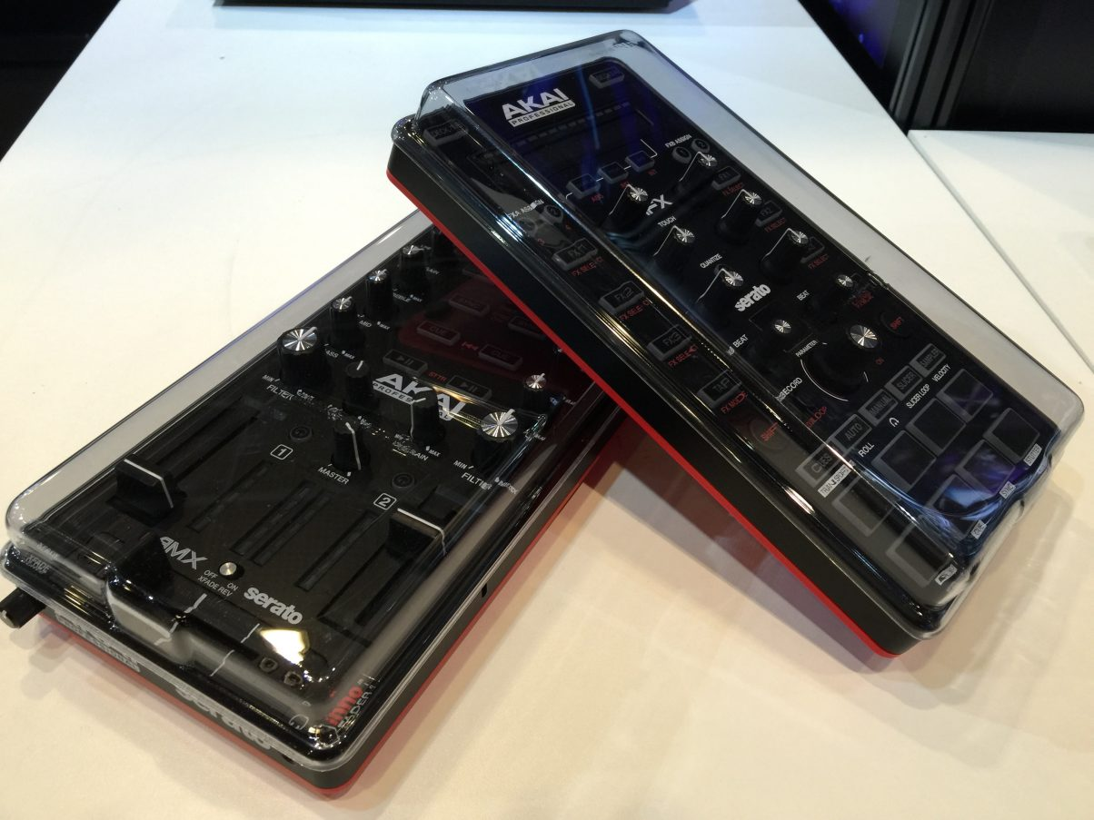 New Decksavers for the new Numark AFX/AMX modular controllers.