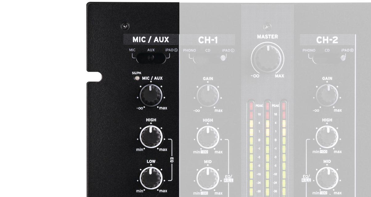 RMX22i iPad Stereo