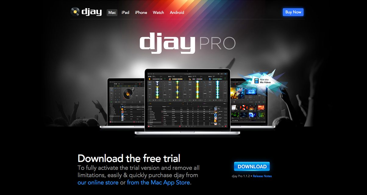 Your First Day With: djay Pro For Mac - Digital DJ Tips