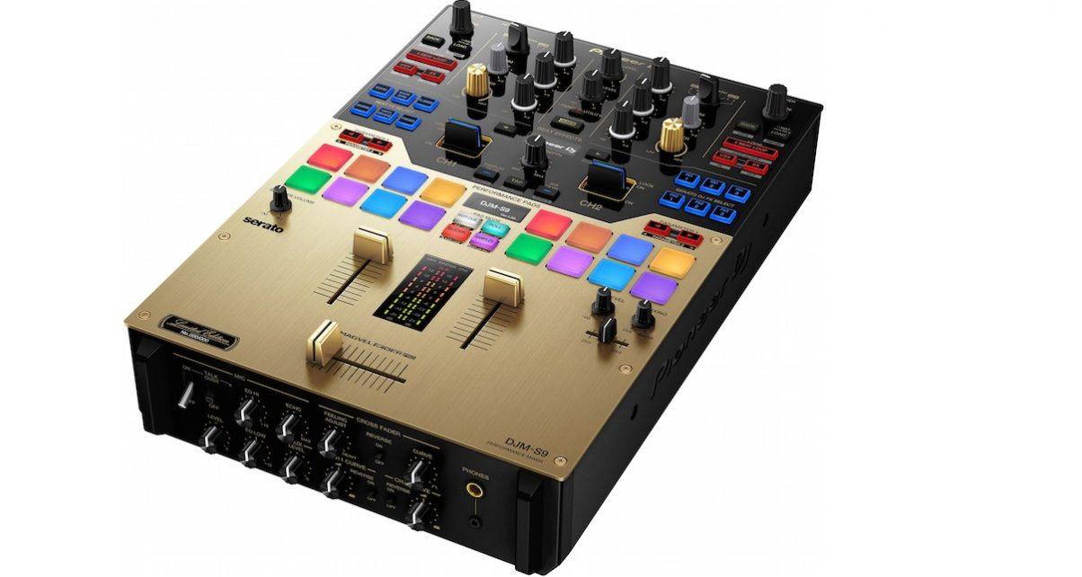 dj serato mixer