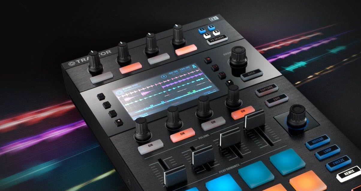 Traktor 2.9 With Stems
