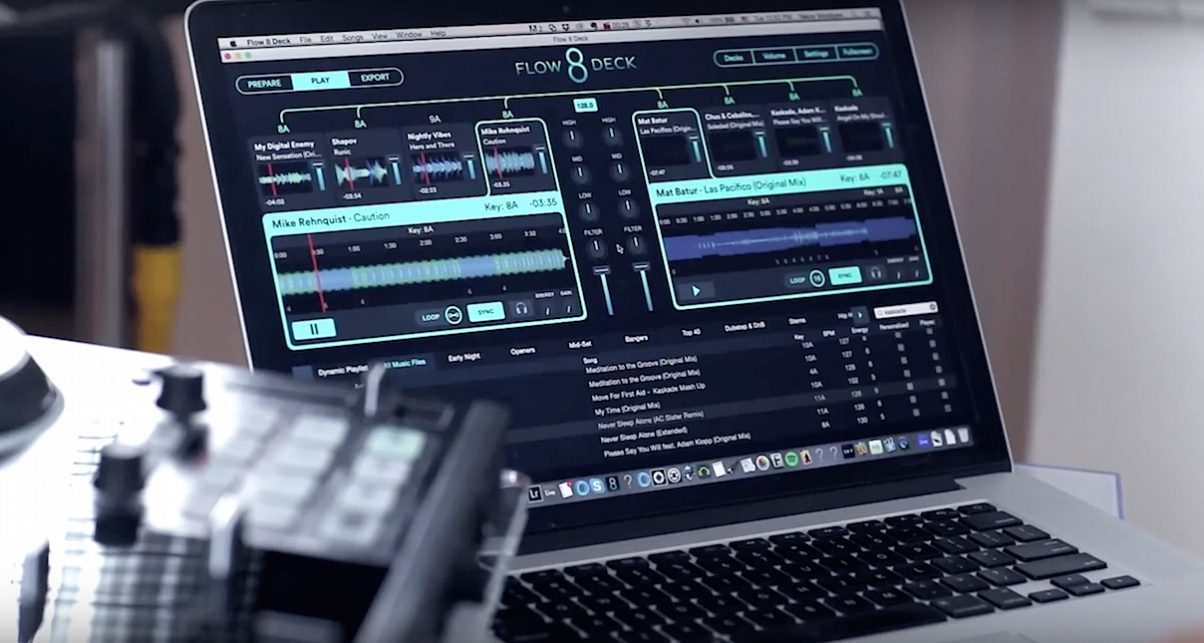 Mixed In Key Flow DJ Software Launched Try It For Free