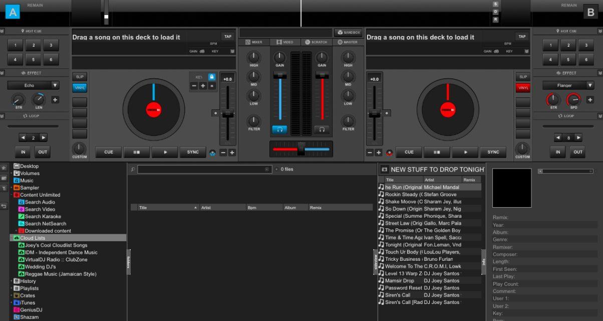 Virtual DJ 8.1