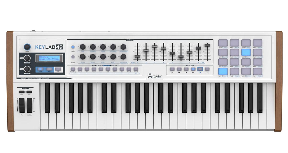 Keylab49