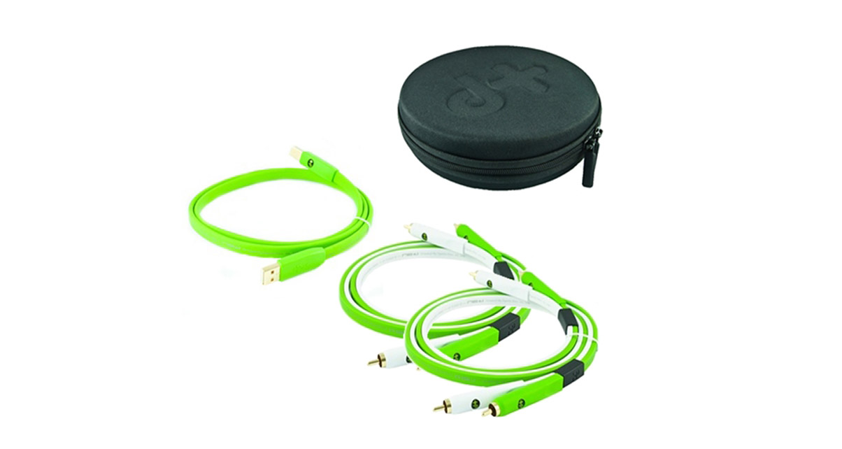 Oyaide-DJCable-Set-3