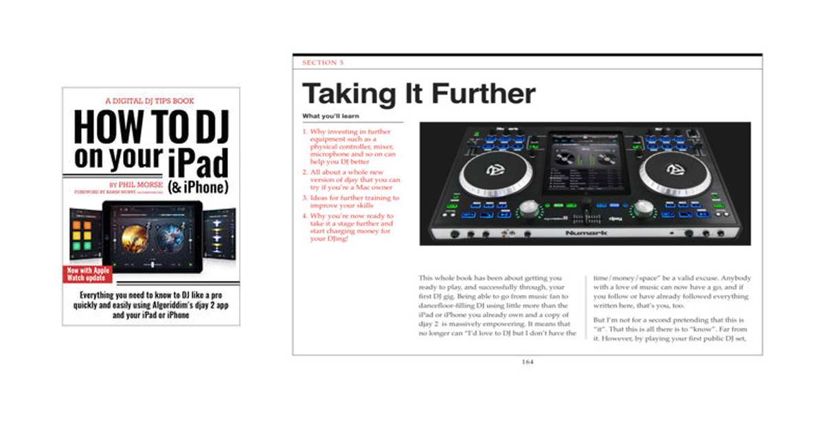How to DJ on your iPad