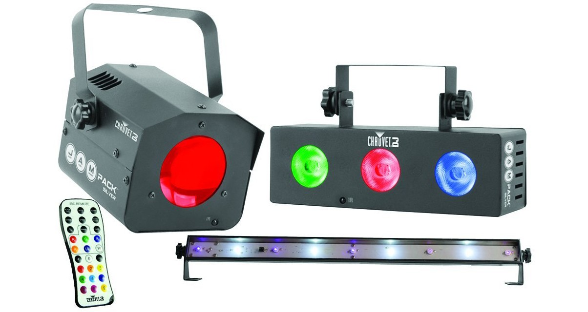 Chauvet Jam pack mini lights