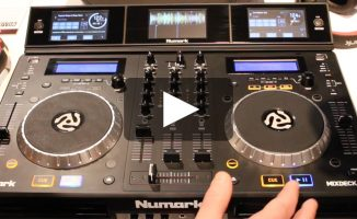 Numark CD Mix USB & Mixdeck Express