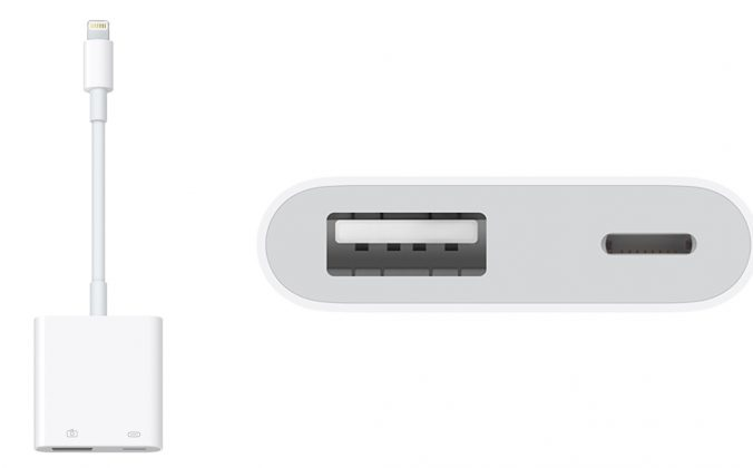 Lightning To USB 3
