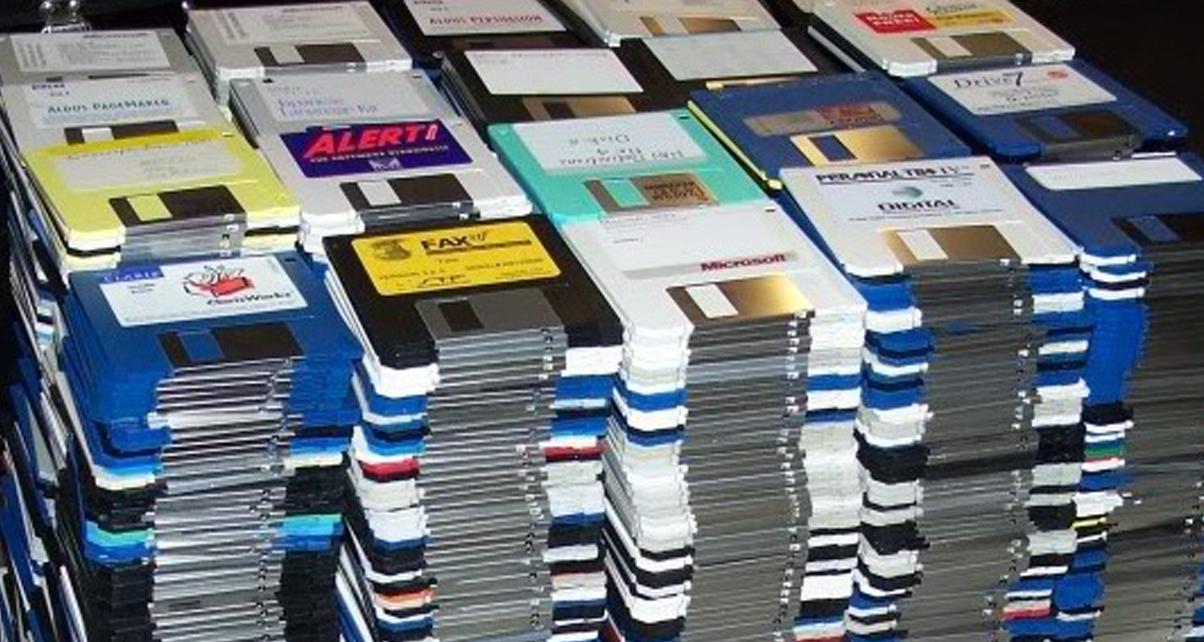 Floppy disks