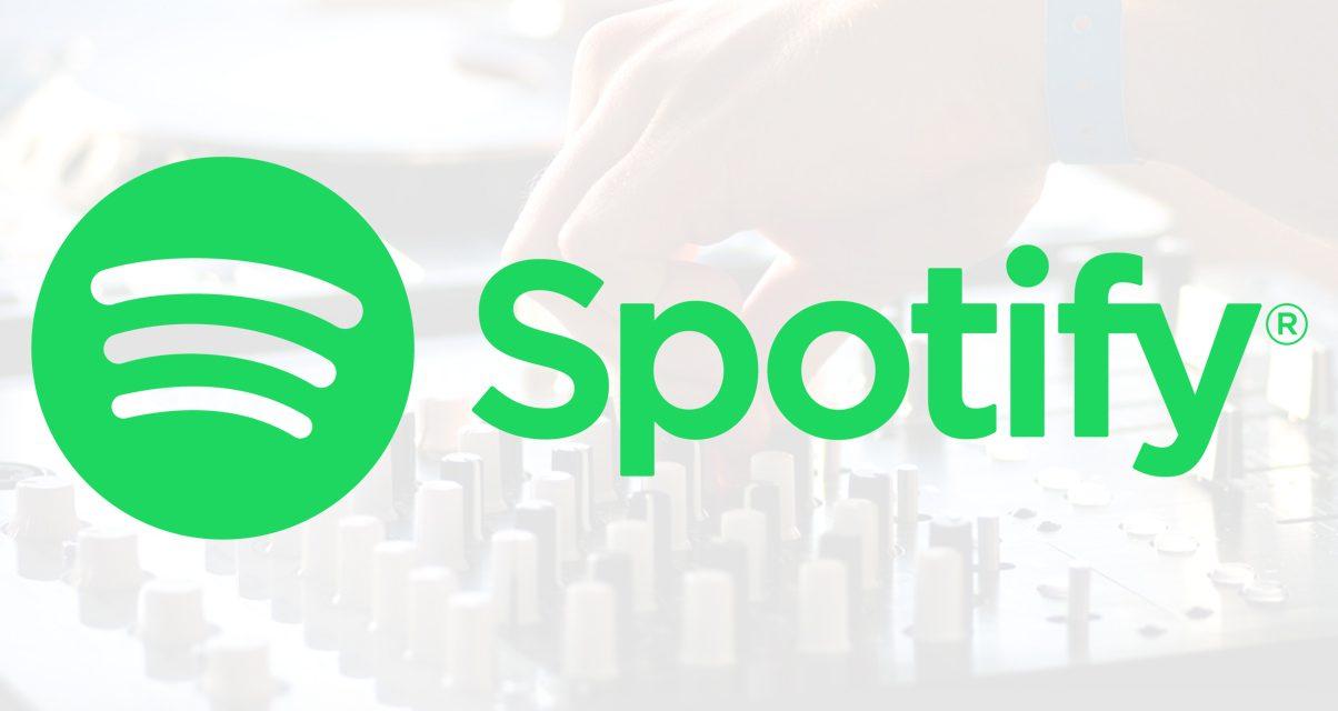 Spotify To Stream DJ Mixes & Remixes - Digital DJ Tips