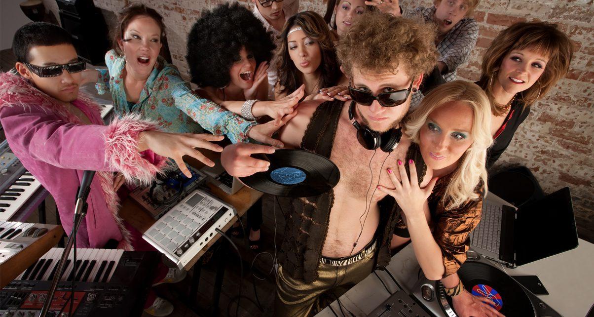 Famous DJ