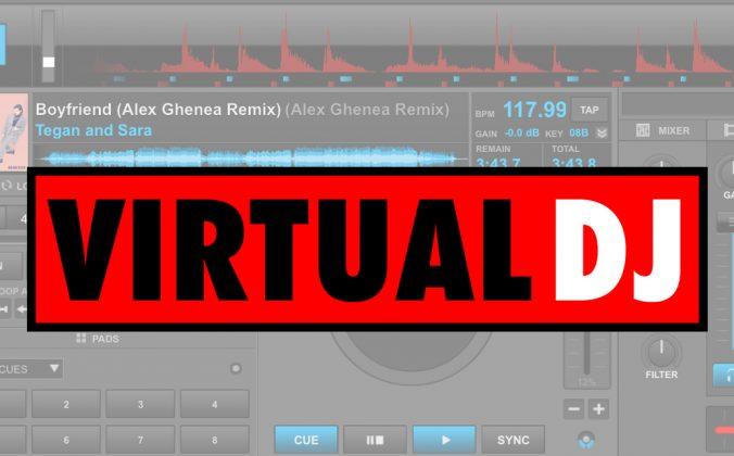 Virtual DJ 8.2