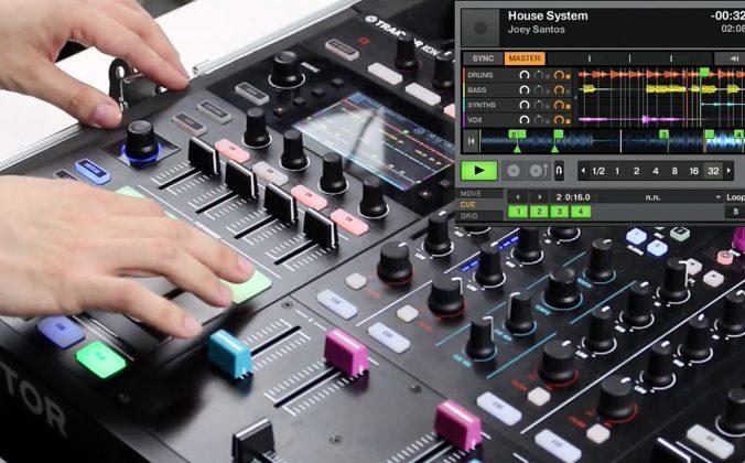 How I DJ With Stems