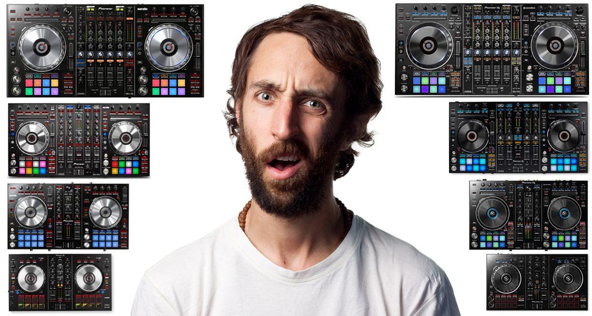 Pioneer DJ DDJ Series
