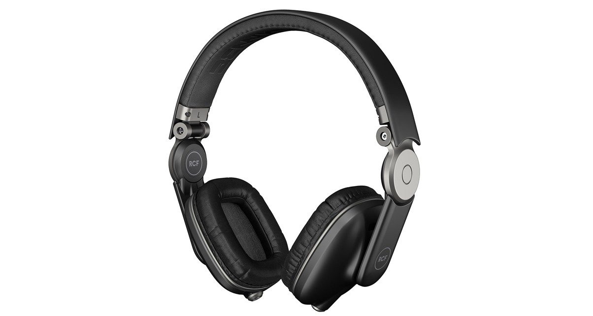 RCF -iconica-dj-headphones