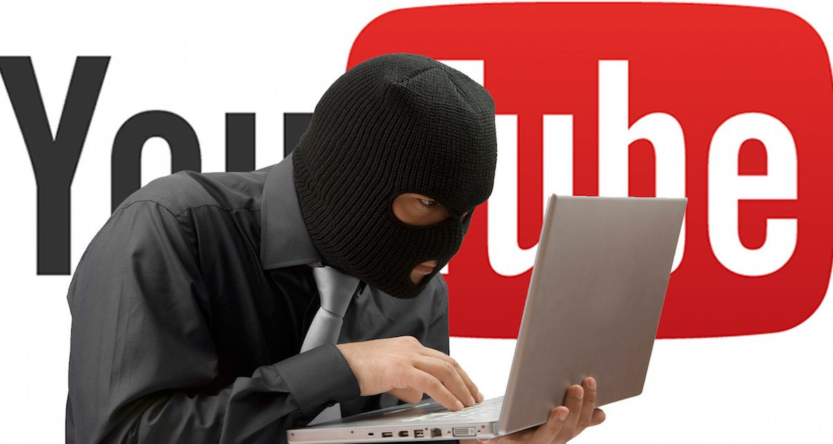 YouTube thief