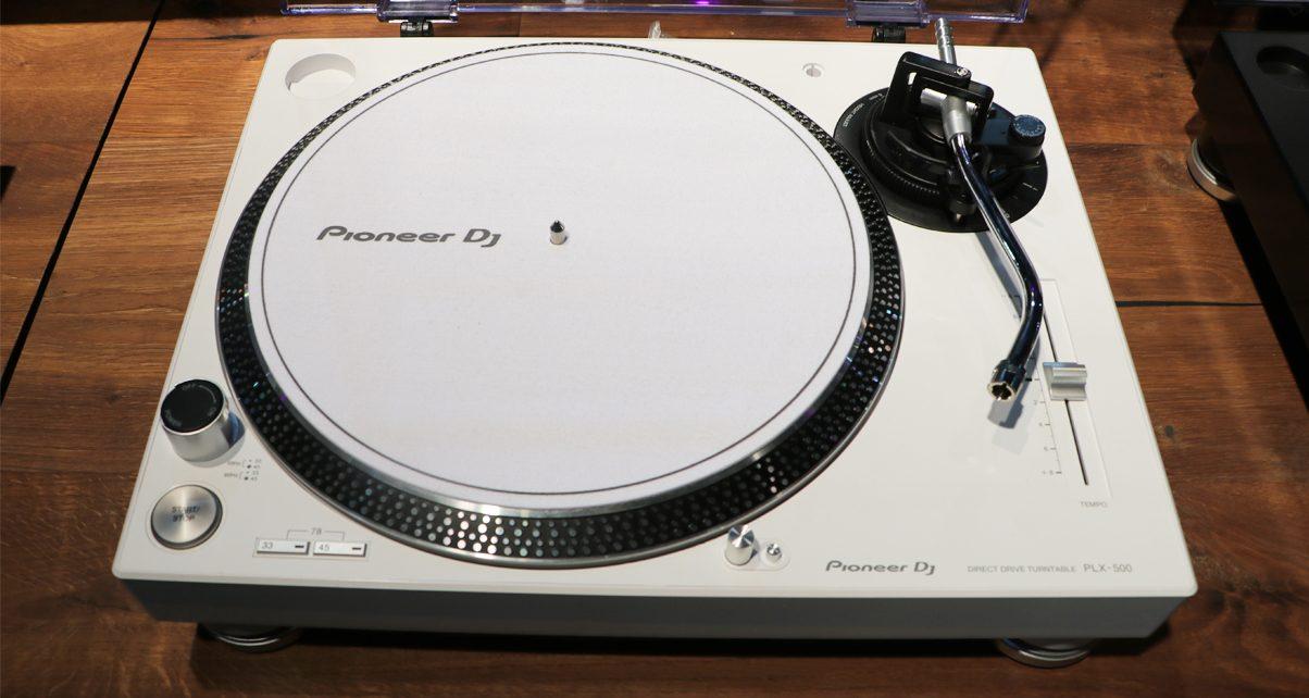 Pioneer PLX