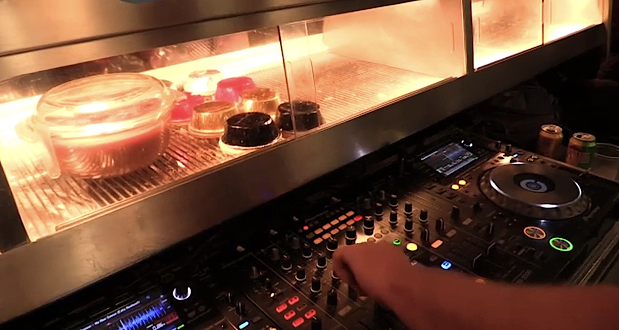 Fish & Chip Shop DJ