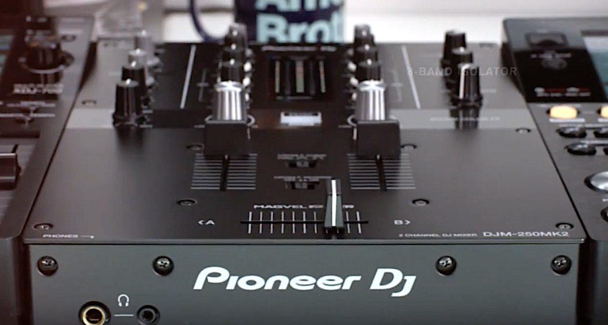 Pioneer DJ Announces DJM-250Mk2 2-Channel Mixer - Digital DJ