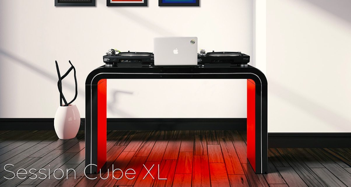 Glorious Unveils Larger Dj Desk For Your Home